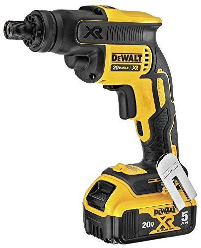 DEWALT 20V MAX XR Screw Gun Kit with Threaded Clutch Housing (DCF624P2)