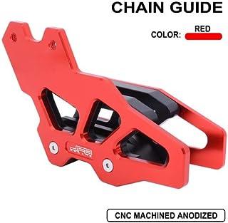 YSMOTO - Protector de cadena de aluminio para Honda CRM125 CRM 125 90-99 / XR250 XR 250 BAJA 95-07 / CRF250L 13-20 CRF250RL/RLA 17-20