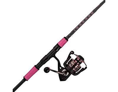 PENN Passion Spinning Reel and Fishing Rod Combo - PAS5000802MH