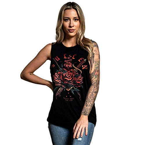 Sullen Clothing Muscle Tank Top - Sacred (M)