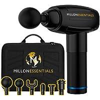 M Millonessentials Portable Handheld Muscle Massage Gun