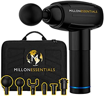 M Millonessentials Portable Handheld Muscle Massage Gun