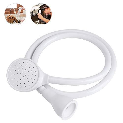 Zerodis douchekraan douchekraan sproeislang bad wastafel kraan bevestiging wassen douchekop (enkele tap)