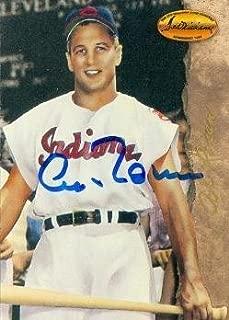 Al Rosen autographed Baseball Card (Cleveland Indians) 1994 Ted Williams Co #28 - Autographed Baseball Cards