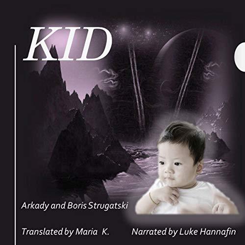Kid audiobook cover art