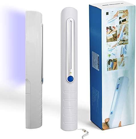 UV Light Sanitizer Portable Wand Travel UV C Light Handheld sterilizer lamp Hand Ultraviolet product image
