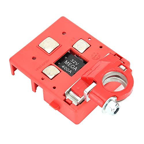 zhuolong Pieza modificada Auto del Conector de la Cabeza de Pila del Lanzamiento rápido del Terminal de distribución de la batería de Coche de 32V 400A