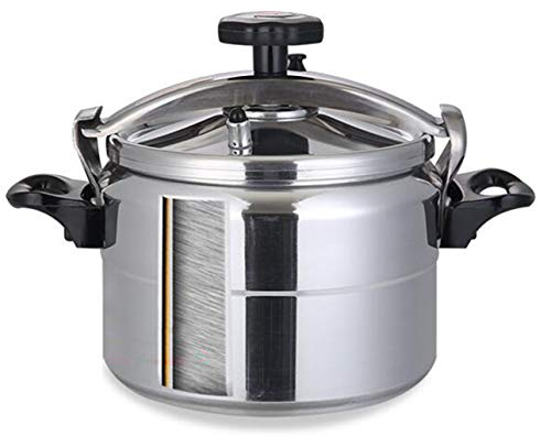 Pressure Cooker Large Capacity Aluminum Alloy Commercial Household Soup Pot 15L-70L,multiple Safety Protection,easy To Clean,The Best Holiday Gift For Parents And Friends