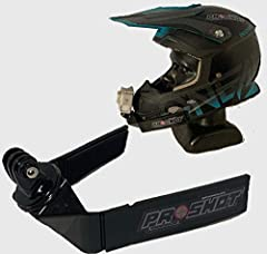 CHIN MOUNT FOR GOPRO STYLE HELMET CAMERA