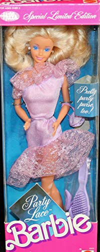 Party Lace Barbie Doll Hills Special Limited Edition 1989 Mattel