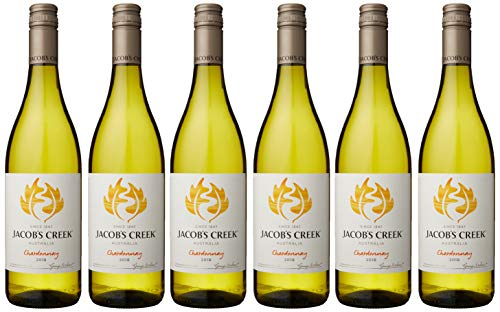 Jacobs Creek Chardonnay, 75 cl, Case of 6
