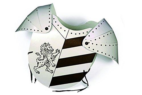 Small Foot Design- Armure de chevalier - Lion, Boys, 7388, Taille Unique