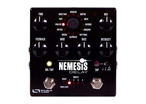Source Audio SA260 Nemesis Guitar Delay Effects Pedal
