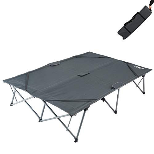 Top 10 best selling list for kingcamp double camping cot