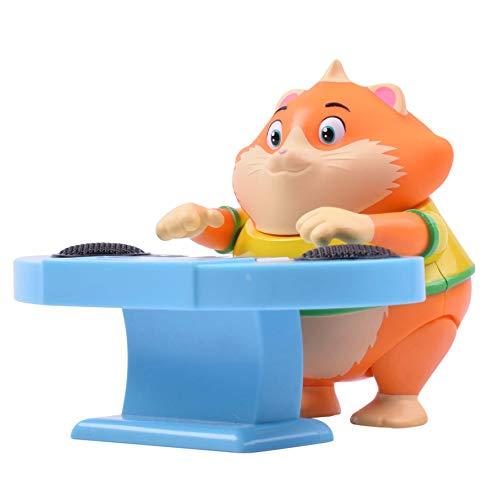 Smoby 180113 Spielfigur Metti mit Keyboard, Figur aus der 44 Cats Serie, für Kinder ab 3 Jahren, Mehrfarbig