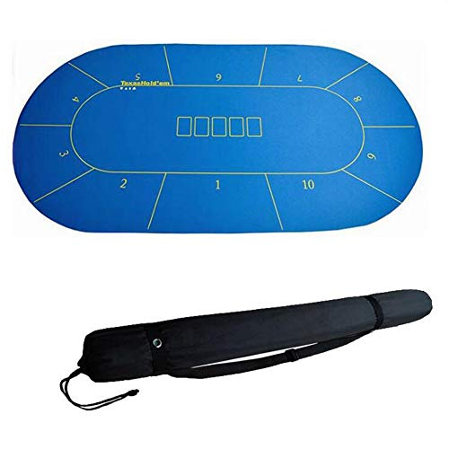 180 * 90 cm roulette tafel mat tafel mat, waardoor je een echte casino gevoel geeft