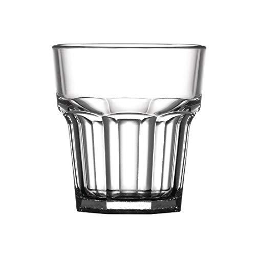 Catering aparato U406policarbonato American vasos, 255ml (Pack de 36)