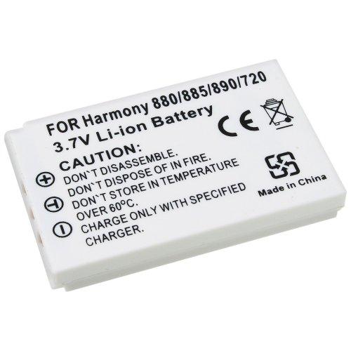 foto-kontor Power Akku Li-Ion für Logitech Harmony 880 Harmony 885 Harmony 890 Harmony 720 Harmony 785 Harmony 895