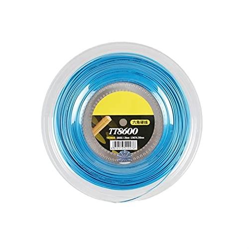 1 haspel 200m TT8600 Tennisracket String 1.2mm Duurzame Controle Tennis String Hexagonal Polyester String by ROYAL STAR…