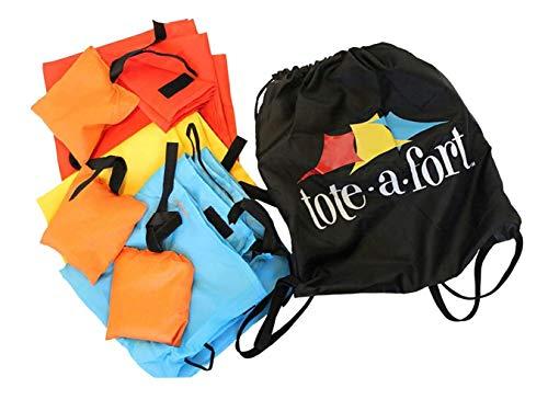Blanket Fort Kit for Kids, The Original TOTE•A•FORT, Kids Fort,...