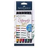 Faber-Castell Calligraphy Pitt Artist Pen Set –...