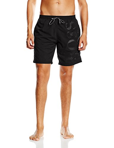 BOSS Herren Orca Badehose, Schwarz (Black 007), Medium