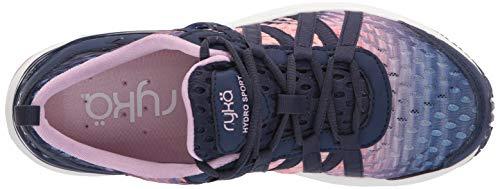 RYKA Women's Hydro Sport Water Shoe Cross Trainer, Medium Blue, 8.5 M US medium blue 8.5 M US