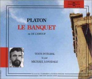 Platon - Le Banquet [Import anglais]