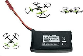 Sky Viper V2400HD V2450FPV V2450GPS Scout Journey Drones Compatible Battery 3.7v 1200mAh High Capasity