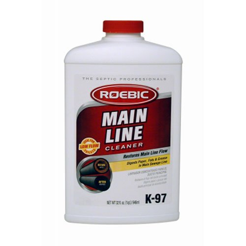 Roebic Laboratories, Inc. K-97 Main Line Cleaner – 32 oz.