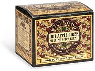 Best wildwood hot apple cider mulling spice blend Reviews