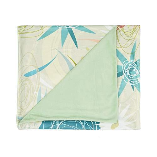KEPOHK Funda de Almohada, Estampado Floral Fundas de Almohada de Tiro Largo Funda de Almohada Decorativa para sofá de Cama Decoración del hogar 50cmx70cm PSVPBC-A-08