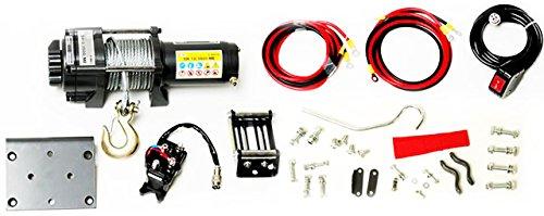 Ersatzteil für/kompatibel mit Kymco MXU 500 Seilwinde Superwinch 1,6 Tonnen