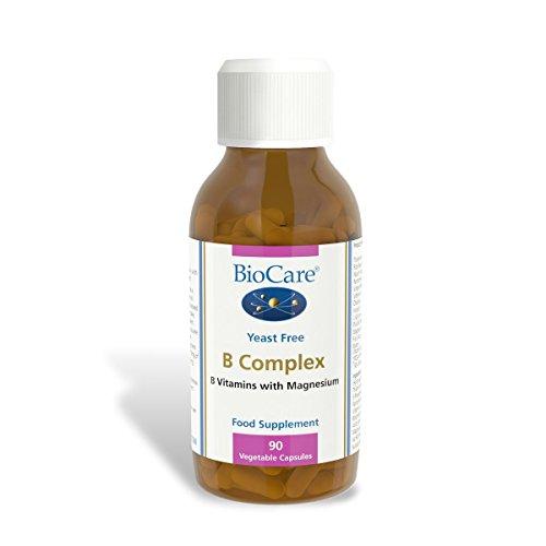 Biocare - B Complex - 90 Caps