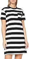 Urban Classics Ladies Stripe Boxy tee Dress Vestido para Mujer