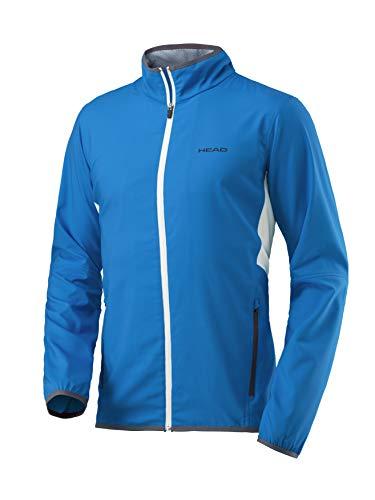 HEAD Herren Club Jacket Men Trainingsanzüge, blau, S