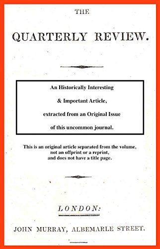 The Principle of Individuation. An original article from the Quarterly Review, 1953.