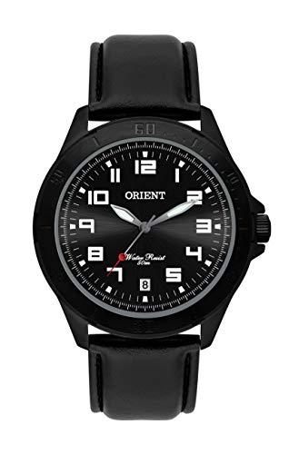Relógio Orient Masculino Ref: Mpsc1008 P2px Casual Black