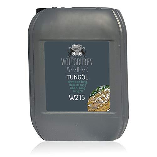 Tungöl Tung Oil Pflege Holzpflege Bangkiraiöl Holzöl Chinaöl Möbelpflege W215-5L