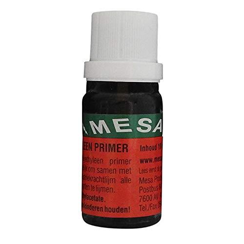 PE PP Primer om met Mesa industrie of secondelijmen moeilijke kunststoffen te lijmen.