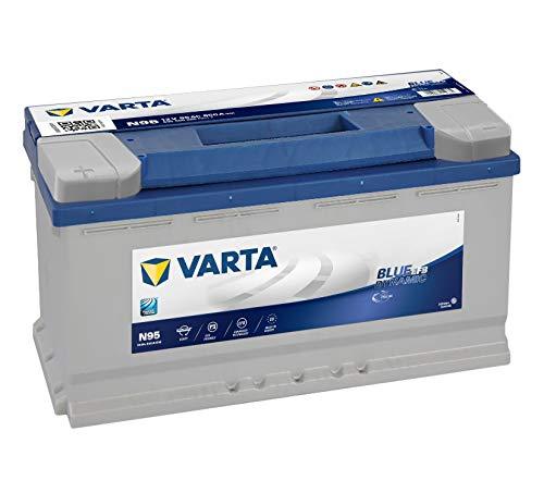 Varta 595500085D842 Blue Dynamic EFB N95, 95 Ah, 850 A