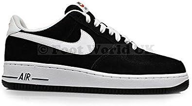 Nike Air Force 1 da Uomo Nere e Bianche : Amazon.it: Moda