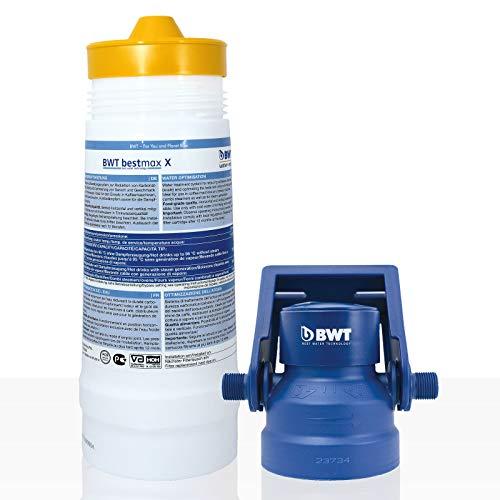 Bestmax X Filterset water + more Wasserfilter, BWT Set inkl. Filterkopf