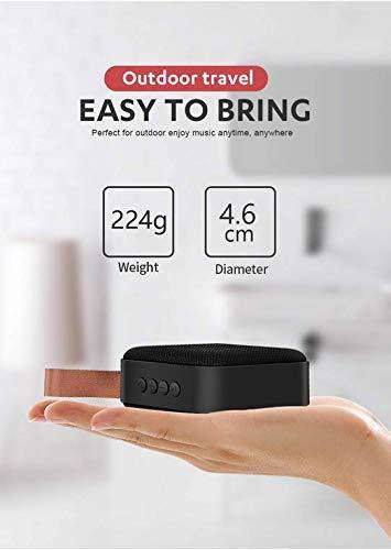 Bluetooth luidspreker spraakbesturing microfoon draagbare draadloze luidspreker draagbare resonantie bluetooth kolom, 1