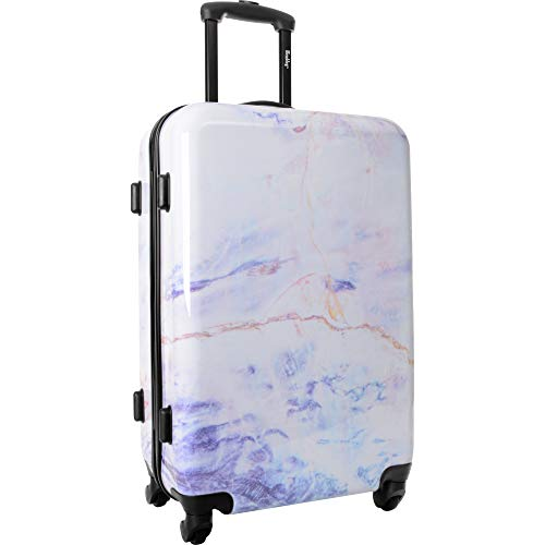 Wembley 24u0022 Hardside 4wheel Spinner Luggage, Water Marble
