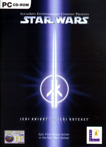 [UK-Import]Star Wars Jedi Knight II Jedi Outcast Game PC