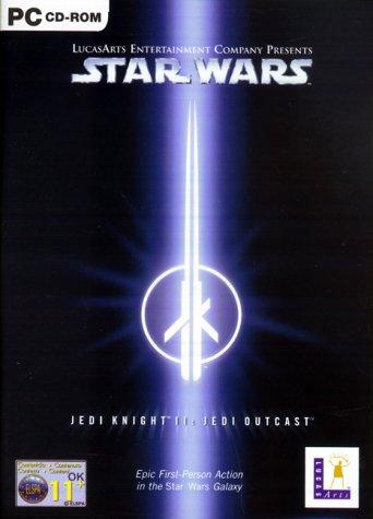 Star Wars Jedi Knight II: Jedi Outcast [Edizione: Regno Unito]