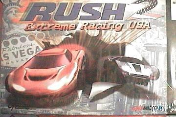 Rush 2 Extreme Racing USA [Importación alemana]