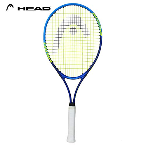 HEAD Ti. Conquest Tennis Racquet - Strung, 4.375