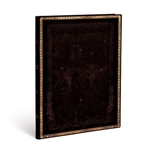 Black Moroccan Journal: Lined Ultra